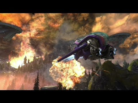 Halo Reach - First Look: Defiant Map Pack DLC Trailer (2011) | HD