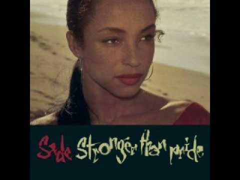 01. Sade - Love is Stonger Than Pride