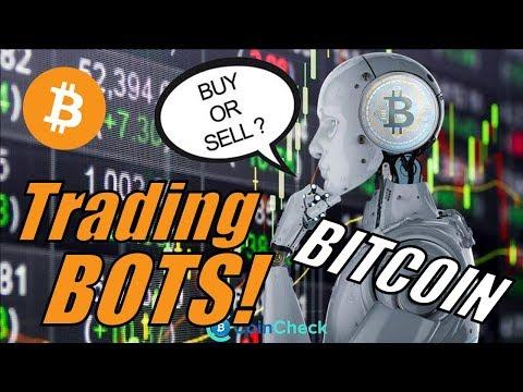 BITCOIN Trading BOTS (Manipulation) - Wie Der Kampf Um Profite Abläuft! Krypto News Deutsch 2019