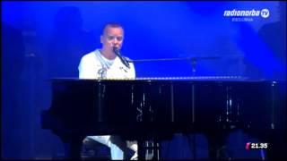 Gigi D'Alessio @ Arena della Vittoria Bari - 28 / 09 / 2012 - Radionorba TV *Parte 2