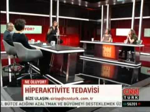 12 11 2011 ''Ne Oluyor'' CNN Türk Dikkat Eksikliği ve Hiperaktivite Bozukluğu