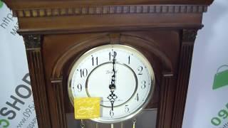 Настенные часы с маятником Vostok H-19371 обзор
