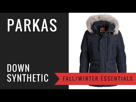 Men's Winter Coats/Jackets - The Parka   Men's Fall Winter Essentials Series - Down