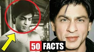 50 Facts You Didn't Know About Shah Rukh Khan thumbnail