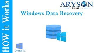 How to Recover Permanently Deleted Data with Aryson Windows Data Recovery