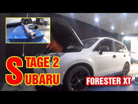 Nâng công suất - Stage 2 cho Subaru Forester XT!