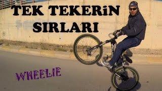 Bisikletle Tek Teker Yapamayan Kalmasın