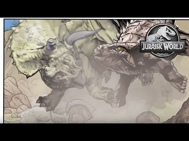 La traversée - Motion Comic Ep. 2 | Jurassic World