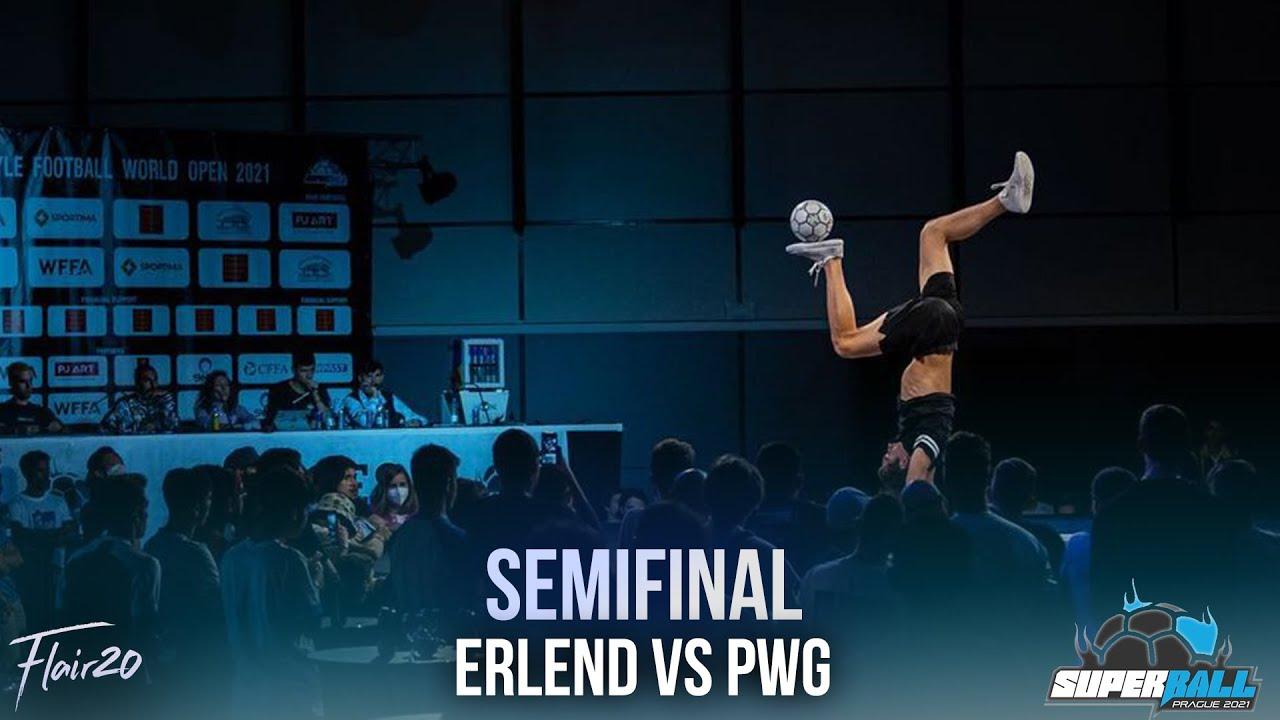 Download Erlend vs PWG - Semifinal   Super Ball 2021