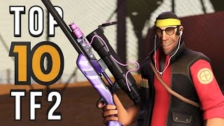 Top 10 TF2 plays - October 2016