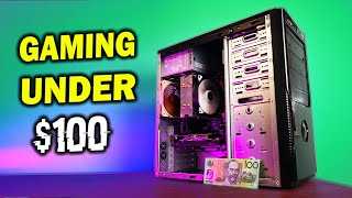 Under $100 FX-8120 Gaming PC.... Can it Run Fortnite at 1080p?