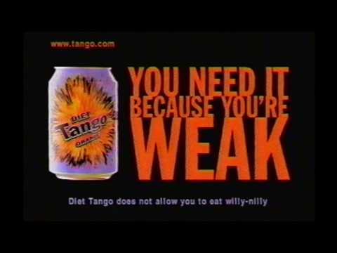 Diet Tango Orange drink