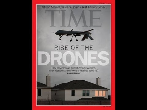 Police Drones that will see into your house, are they Watching You!!!