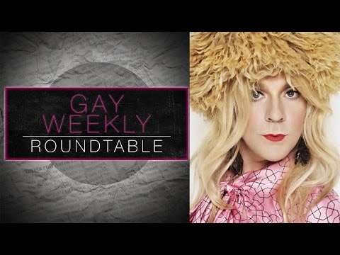 Coming Out Stories w/ guest Drew Droege | Gay Weekly Roundtable