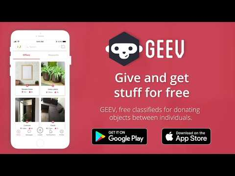 GEEV: The Zero Waste Solution - Apps on Google Play