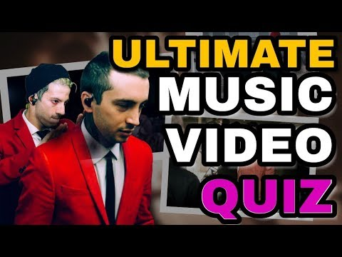 THE ULTIMATE Twenty One Pilots MUSIC VIDEO QUIZ ! (Hard)