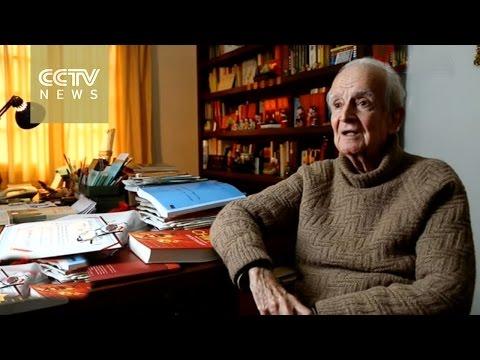 Peruvian academic shares memories of 37 years in China