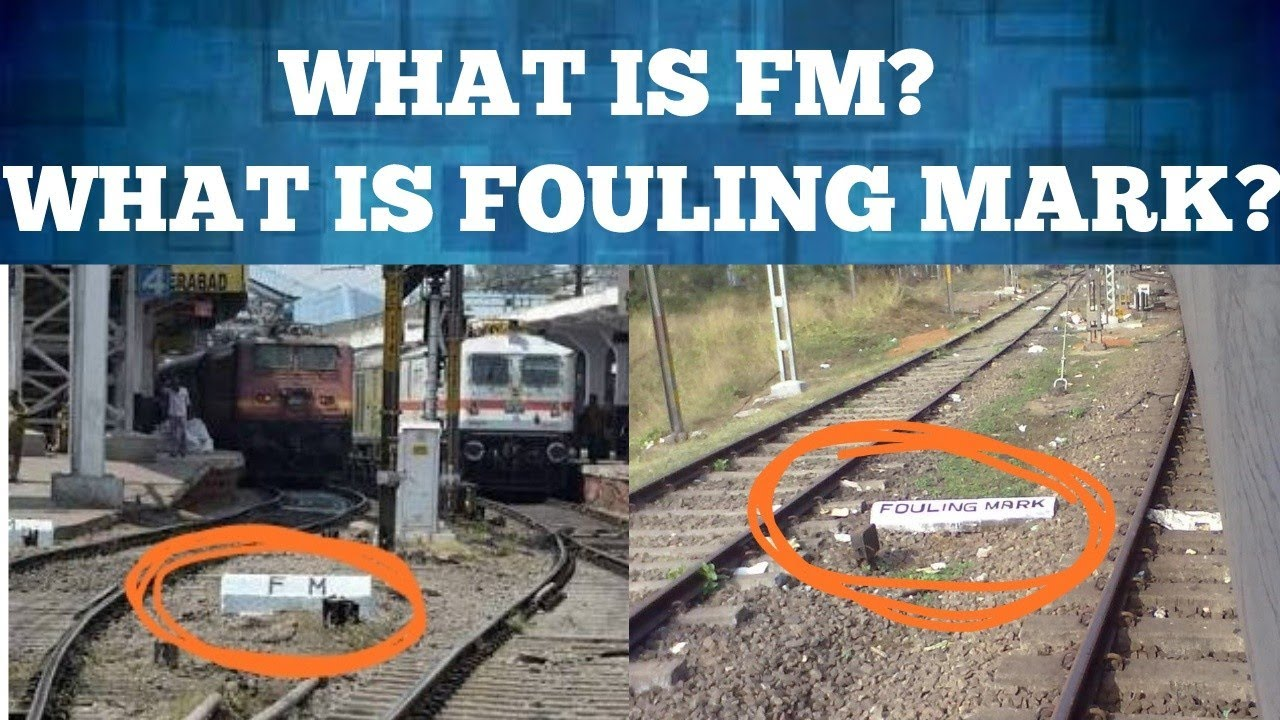 What is FM? | What is Fouling mark?