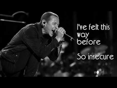Crawling (One More Light Live) - Linkin Park Lyrics (Chester Bennington)