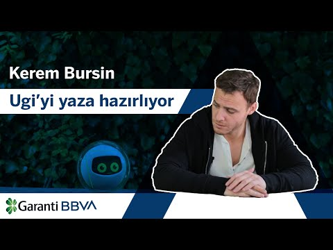 Kerem Bürsin, Ugi'yi yaza hazırlıyor