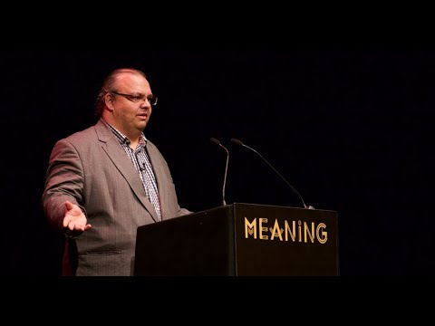 Vinay Gupta l The Internet of Agreements l Meaning 2017