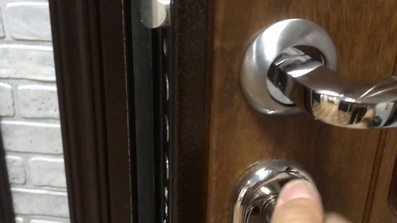 Входная металлическая дверь torex