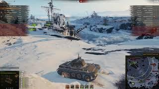 Т-44. Штиль. Мастер.