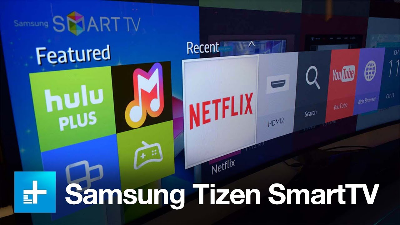 Samsung Tizen Smart Tv Os Youtube