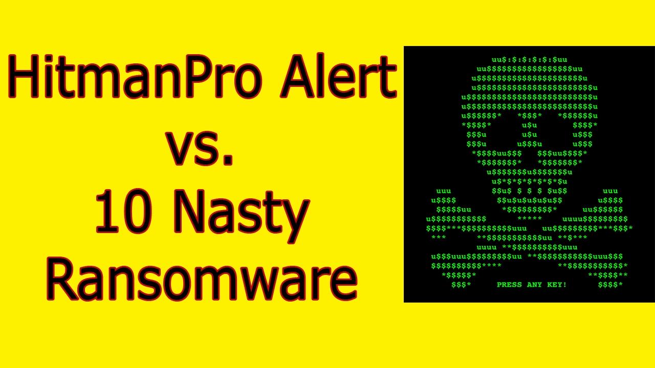 hitmanpro vs malwarebytes