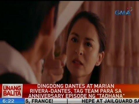 UB: Dingdong at Marian, tag team para sa anniversary episode ng 'Tadhana' - 동영상