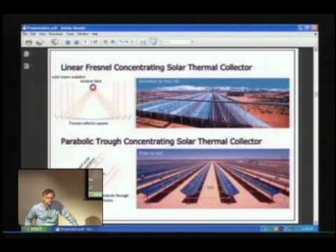 Solar Energy: Solar Thermal Power or The Warmth of the Sun