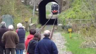 Steam Train @ Pontarddulais Railway Station