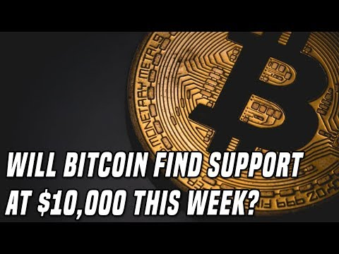 Bitcoin Heading For $10,000? | Global Stocks Continue To Sell-Off