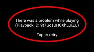 Fix There was a problem while playing video on Youtube App-Android|Tablet