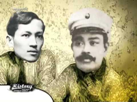 History with Lourd Gen. ANTONIO LUNA