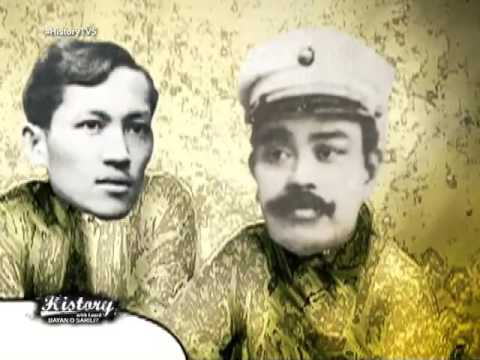 History with Lourd Gen. ANTONIO LUNA
