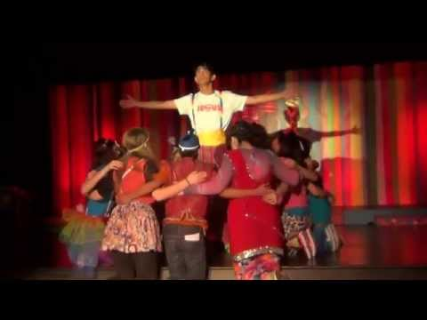 Godspell - by the Peninsula Catholic High School Players 2015