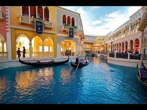 St. Mark's Square - Las Vegas Venetian Hotel & Casino