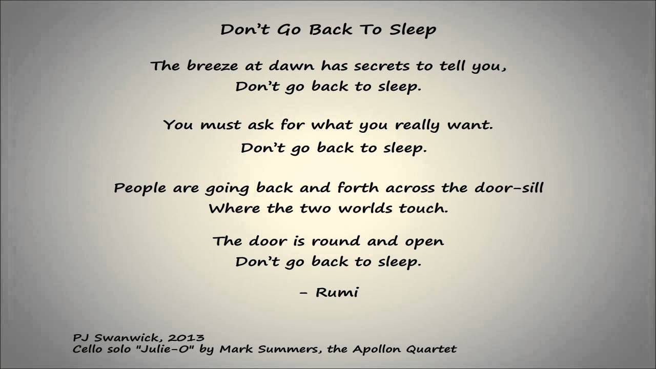 Rumi Love Quotes And Poems