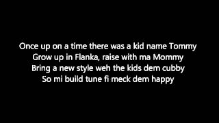 Tommy Lee-Captain Sparta Lyrics (March 2013)