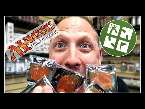 MAGIC THE GATHERING GEOCACHING TRACKABLE CONTEST!