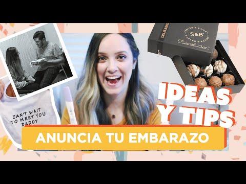 IDEAS Y TIPS PARA ANUNCIAR TU EMBARAZO - Mi Historia 💑 - Karo Mendez