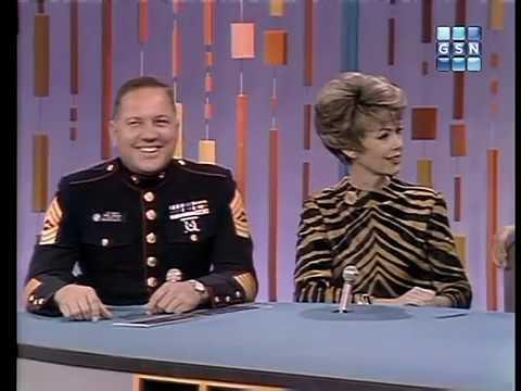 PASSWORD 1966-10-17 Barbara Rush & John Forsythe