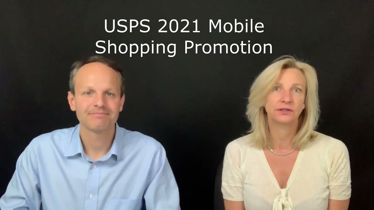 June 2021: USPS Mobile Shopping Promotion