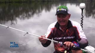 How to chase Jacks on lures with Jason Medcalf -BCF