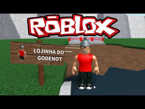 Roblox - A Lojinha do Godenot ( Retail Tycoon )