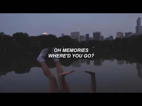 memories // panic! at the disco lyrics