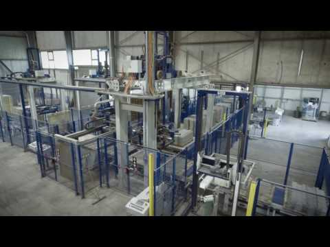 Zenith 1500 fully automatic plant in Germany