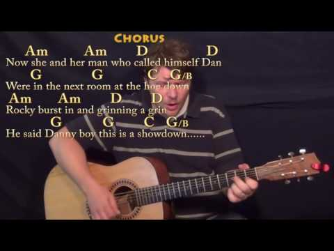 Rocky Raccoon (The Beatles) Guitar Cover Lesson with Chords/Lyrics