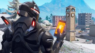 OMEGA UNLOCKS GOD MODE - Fortnite Short Film